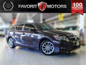 2012 Lexus CT 200h HYBRID, Leather, Heated Seats, Sunroof, Bluet