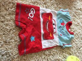 Baby Boy Clothes 0-3/3-6 Each item £1 -
