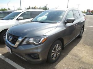 2017 Nissan Pathfinder SL, Save Over $7600