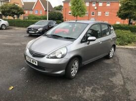 HONDA JAZZ 2006 1 OWNER FULL HONDA HISTORY LOW MILEAGE