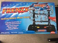 Ultimate Frenzy Maze Buzzer Game for Sale £7