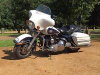 1988 Harley Davidson FLHS Electra Glide