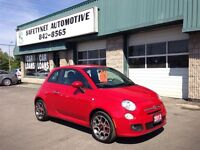 2013 Fiat 500 Sport Automatic/Air/Loaded *$106 Bi-weekly*