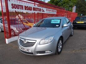 *VAUXHALL INSIGNIA SRi 1.8*2009*IMMACULATE*LOW MILEAGE*SERVICE HISTORY*FULL YEARS MOT*ONLY £3995*