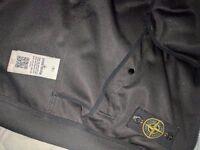 Stone Island Soft Shell Jacket Size L