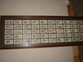 John Player Cigarette Cards Cricket 1934