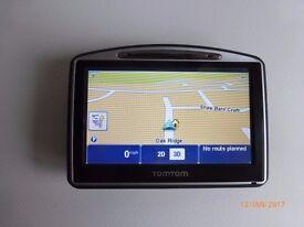 GPS SAT NAV TOMTOM GO 530TRAFFIC