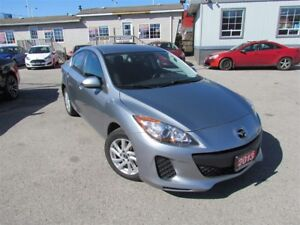 2013 Mazda MAZDA3 GX | CLEAN | AIR CONDITION | MUST SEE