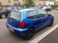 Vw polo good condishion for year