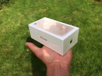 Apple iPhone 7 - 128GB - Gold - Vodafone - ABSOLUTELY BRAND NEW TODAY AND UNOPENED