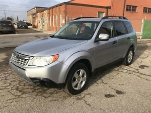 2012 Subaru Forester AWD LOW KM/BLUETOOTH
