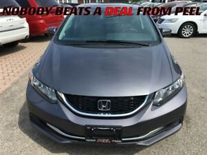2015 Honda Civic EX**LANEWATCH**BLUETOOTH**BACK-UP CAM**