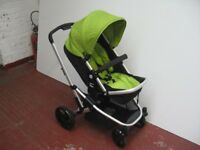 MOTHER CARE THREE IN ONE PRAM, PUSHCHAIR, CAR SEAT, BABY OYSTER TRAVEL SYSTEM