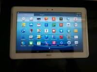 Samsung galaxy tab 2 10.1 screen 16gb.