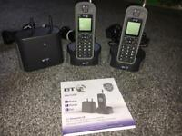 BT Elements 1k cordless phone with answer machine