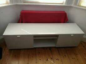 IKEA TV bench with generous storage