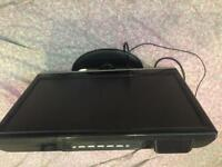 22 inch HD tv built in DVD player all freeview channels + HDMI in very good condition