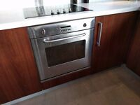 Smeg SE280X-5 60cm curved electric multifunction oven