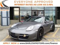 2007 Porsche Cayman Tiptronic S/Heated Leather Seat /MUST SEE