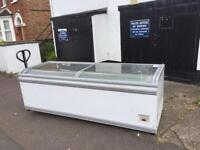 Chest Freezer For Shop Cafe Restaurant Bakery Takeaway Supermarket Cash Carry Freezer