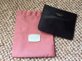 Radley leather purse and protective cover Christmas present. Genuine
