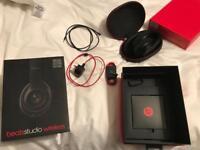Beats Studio Wireless headphones (Dr Dre)