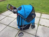 Dog stroller / pram
