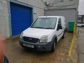 2010 Ford Transit Connect With reach n wash brodex Window Cleaning System Built Inside
