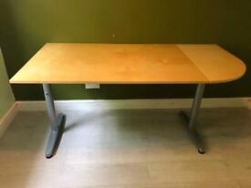 Desk 160 cm x 80 cm