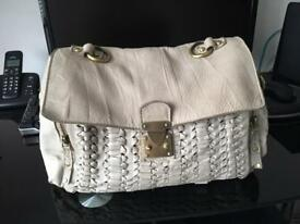 Asos leather bag