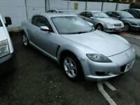 2003 Mazda RX8 1.3 72000 miles full service history 11 months mot