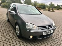 2005 Volkswagen Golf GT 2.0 FSI Auto DSG - Full Heated Leather - FSH - Low Miles - Long Mot - Audi