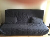 Ikea 3 seater sofa bed.