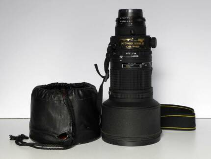 Nikon AF 300 F2.8 lens in good condition for sell! Coburg Moreland Area Preview