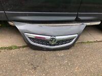 Vauxhall zafira front grill 2013