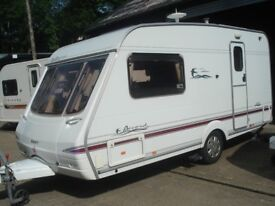 R&K CARAVANS 2004 SWIFT ACCORD 480/2 WITH MOTOR MOVER. 12 MONTHS WARRANTY