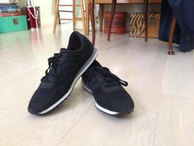 New Balance Black Men's Trainers, Size 10, Very Good Condition