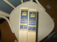 full set of orbis royal magazines in binders