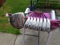 KING COBRA IRONS AND DRIVER