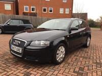 2008 Audi A3 1.9 TDI 5 Door Sportsback £30 Tax