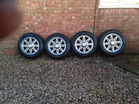 4x4 wheels 6 stud