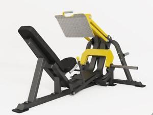 Free Shiping NEW eSPORT Brute STRENGTH - LEG PRESS