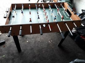 Riley 4ft 12 in 1 Multi Games Table with 240V Electric motor