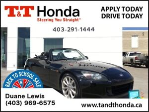 2006 Honda S2000 *LOWEST PRICE IN CANADA, Leather, No Accident*