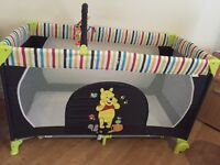 Hauck Disney Dream'n Play Travel cot ( Brand new in Box)