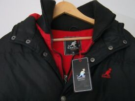 Men's Kangol jacket XL BNWT