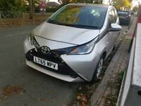 Aygo 65 plate