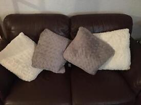 4 next feather pillows