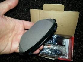 Toyota Rav 4 mk2 front brake pads rav4 mark 2