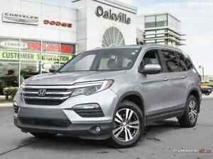 2017 Honda Pilot EX-L w/RES | AWD | DVD | SUNROOF | BACK UP CAM